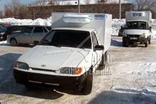 ВИС 2107 рефрижератор: цена, купить в Перми | Изотермический фургон ВИС на шасси Лада 2107 в наличии